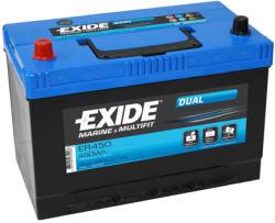 Exide ER450 95AH 650A