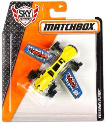 Mattel Matchbox MBX Sky Busters - Freeway Flyer repülőgép