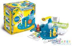 Crayola Filctollgyár - kék