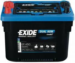 Exide Maxxima 50Ah 750A Bal+ (EP450)