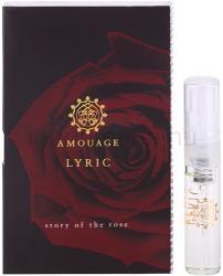 Amouage Lyric for Men EDP 2ml