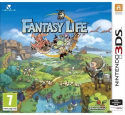 Nintendo Fantasy Life (3DS)