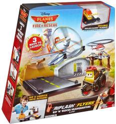 Mattel Repcsik 2: felpörgetős játékszett - Főhadiszállás