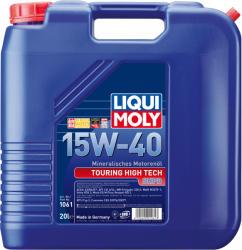 LIQUI MOLY Touring High Tech 15W-40 20L