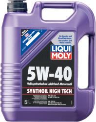 LIQUI MOLY Synthoil High Tech 5W40 5L