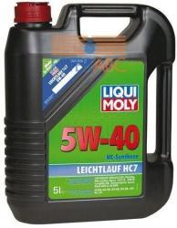 LIQUI MOLY Leichtlauf HC7 5W-40 5L