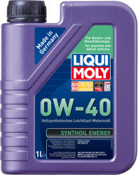 LIQUI MOLY Synthoil Energy 0W-40 1 L