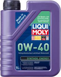 LIQUI MOLY Synthoil Energy 0W-40 1 L