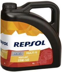 Repsol Mixfleet 15W40 4L