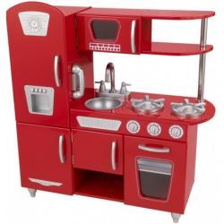 KidKraft Bucatarie vintage red (53173)