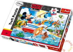 Trefl Mickey egér 24 db-os (14221)