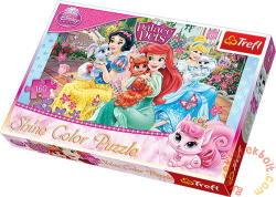 Trefl Disney Princess: Palota kedvencei 160 db-os (30007)