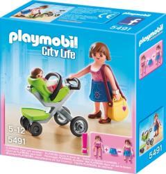 Playmobil Mama Cu Carucior (PM5491)