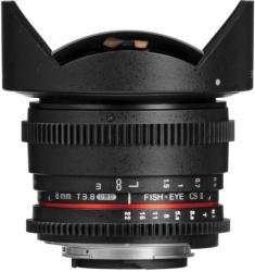 Samyang 8mm T3.8 CS Cine (Nikon)
