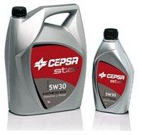 CEPSA Star Synthetic ECO 5W30 1L
