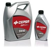 CEPSA Star Synthetic 5W40 4L