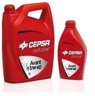 CEPSA Star Avant 15W40 5L