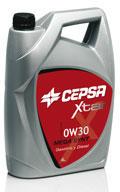 CEPSA Xtar Mega Synt 0W30 4L