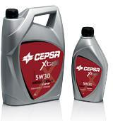 CEPSA Xtar Mega Tech 5W-30 DPF (4L)