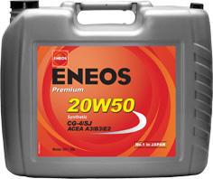 ENEOS Premium HD 20W50 4L
