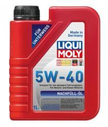 LIQUI MOLY TOP-UP 5W40 A3/B4 1L