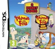 Disney Phineas And Ferb 2 Game Pack (Nintendo DS)