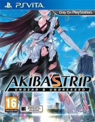 NIS Europe Akiba's Trip Undead & Undressed (PS Vita)
