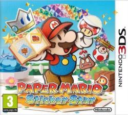 Nintendo Paper Mario Sticker Star (3DS)