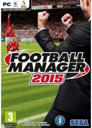 SEGA Football Manager 2015 (PC)