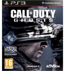 Activision Call of Duty Ghosts [Limited Edition] (PS3)