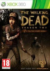 Telltale Games The Walking Dead A Telltale Games Series Season Two (Xbox 360)