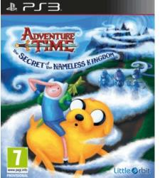 Little Orbit Adventure Time The Secret of the Nameless Kingdom (PS3)
