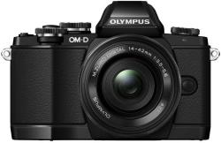 Olympus OM-D E-M10 + EZ-M1442 14-42mm Limited Edition