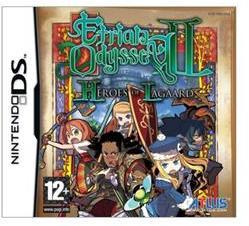 Atlus Etrian Odyssey II Heroes of Lagaard (Nintendo DS)