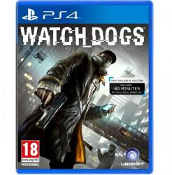 Ubisoft Watch Dogs [Exclusive Edition] (PS4)