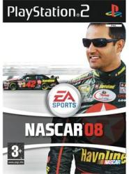 Electronic Arts NASCAR 08 (PS2)