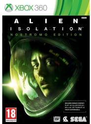 SEGA Alien Isolation [Nostromo Edition] (Xbox 360)