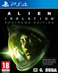 SEGA Alien Isolation [Nostromo Edition] (PS4)