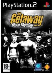 Sony The Getaway Black Monday Platinum PS2