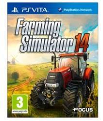 Focus Home Interactive Farming Simulator 14 (PS Vita)