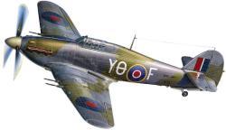 Revell Sea Hurricane Mk.IIc Set 1/72 63985