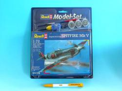 Revell Spitfire Mk.V Set 1/72 64164