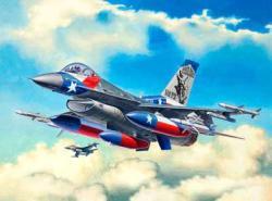Revell F-16C USAF Set 1/144 63992