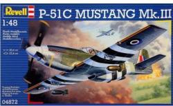 Revell P-51B Mustang Mk.III 1/48 4872