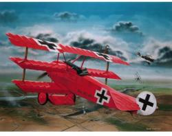 Revell Fokker Dr.I Richthofen 1/28 4744