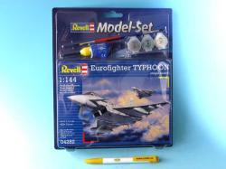 Revell Eurofighter Typhoon Single Seater Set 1/144 64282