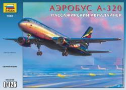 Zvezda Airbus A320 1/144 7003