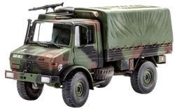 Revell Unimog Lkw 2t tmilgl 1/35 3082