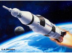 Revell Apollo Saturn V 1:144 4909