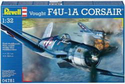 Revell Vought F4U-1D Corsair 1/32 4781